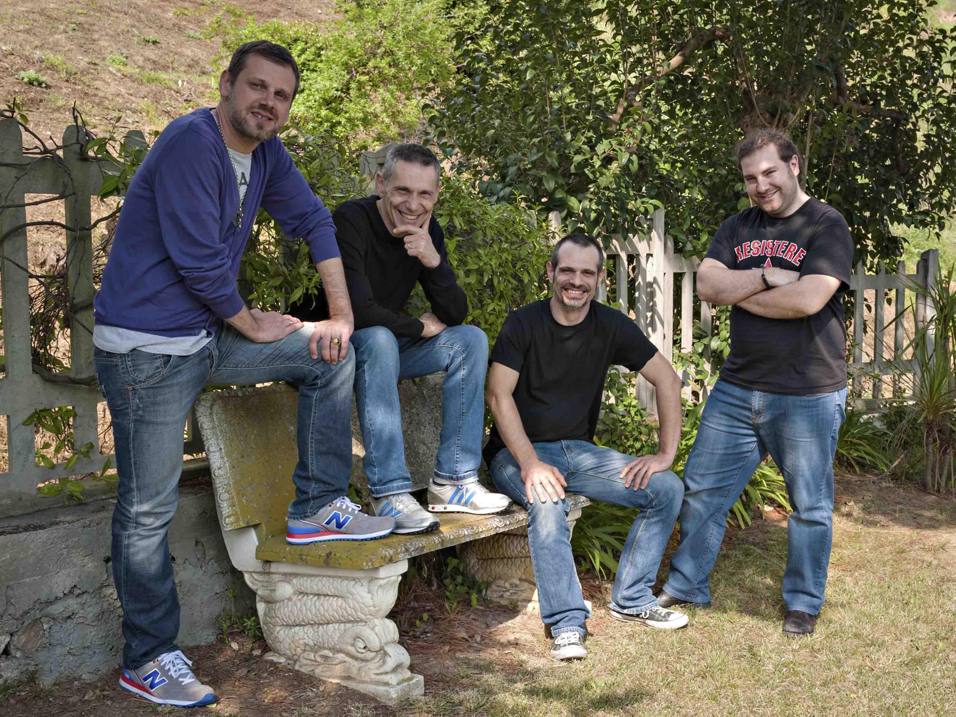 FASCETTI Quartet feat.FABRIZIO BOSSO